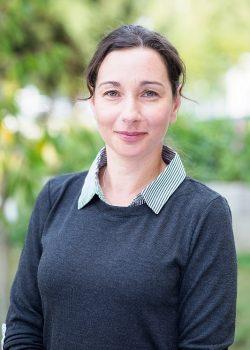 Porträt von Frau Andrea Weiß