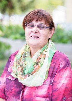 Porträt von Frau Jutta Kurzok