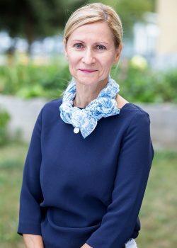 Porträt von Frau Christine Noack