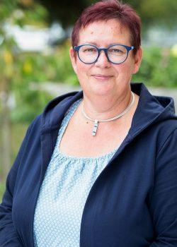 Porträt von Frau Kathrin Reichel