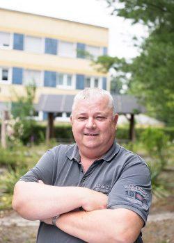 Porträt von Herrn Hans-Dieter Mnich