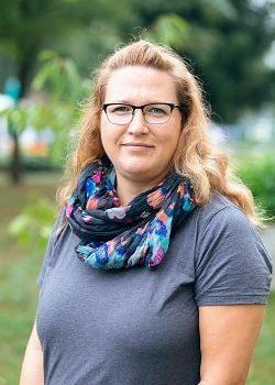 Porträt von Frau Manja Meinhardt